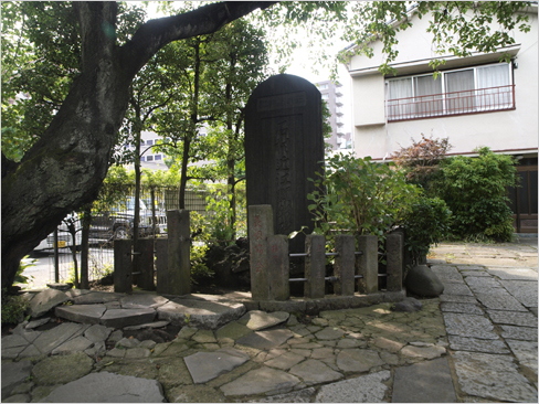 石村近江墓